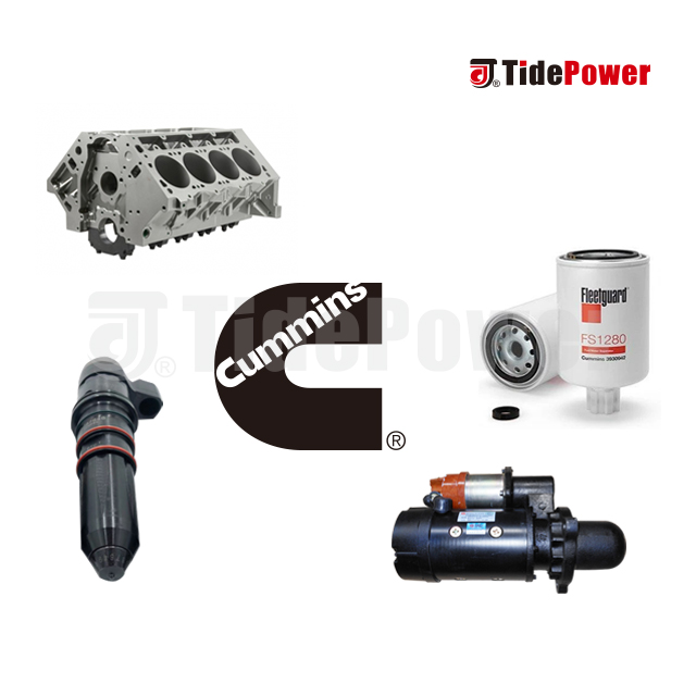 DCEC 6LTAA8.9-G2 Repuesto Dongfeng Cummins Engine Parts China